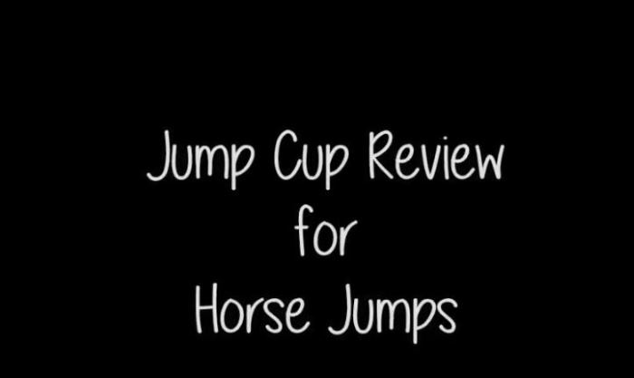 Jump Cup Review