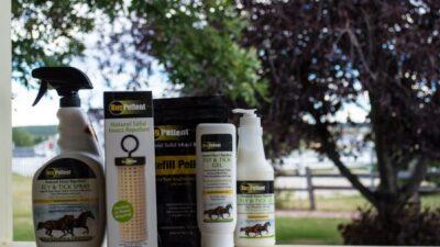 bug pellent natural fly repellent for horses