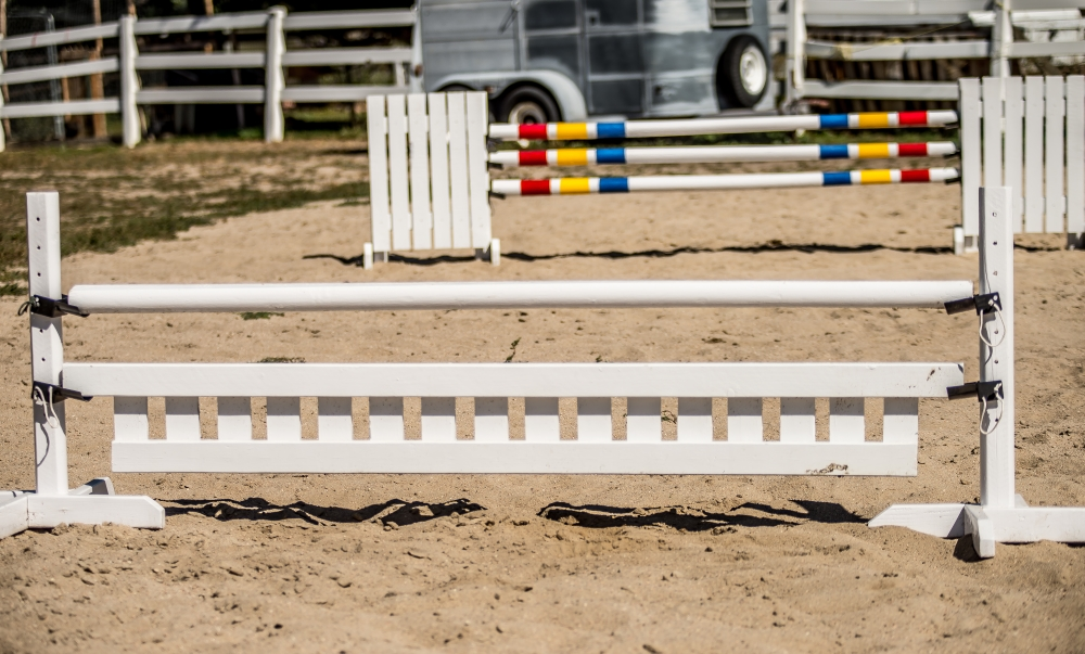 How To Build Your Own Horse Jumps Budget Equestrian