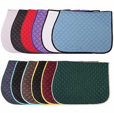 saddle pads for christmas gifts