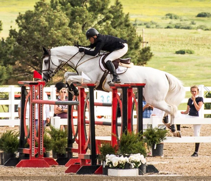 30 Day Blogging Challenge Day 4- Your Favorite Horse Show