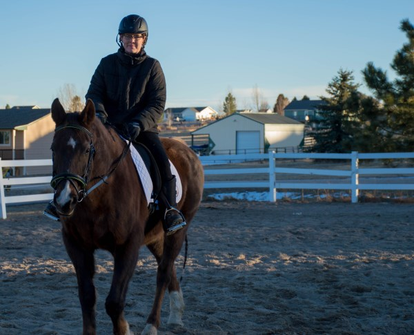 winter clothing for equestrians