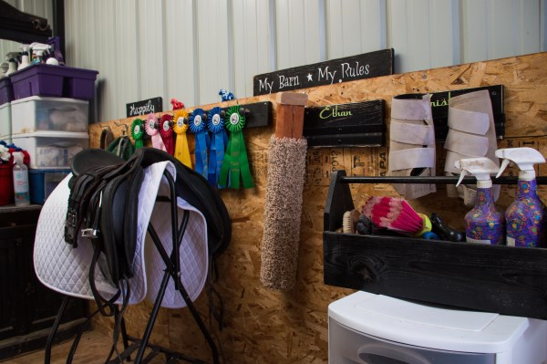 30 Day Blog Challenge Day 5- All My Tack and Riding Clothes