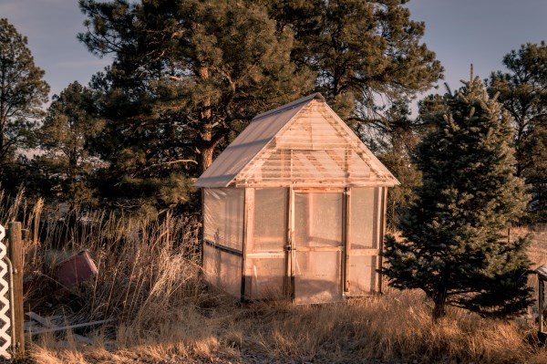 my $63,000 green house