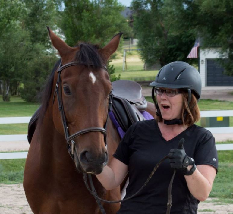 My Weekly Riding Lesson – Week 3