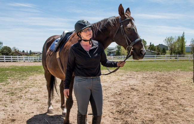Ogilvy Equestrian Baby Pad