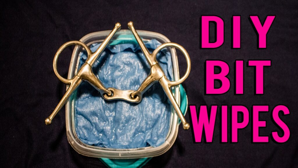 How to make bit wipes