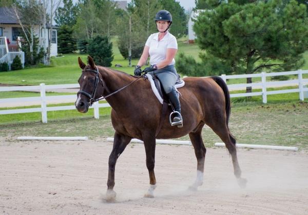 having a riding accountability partner