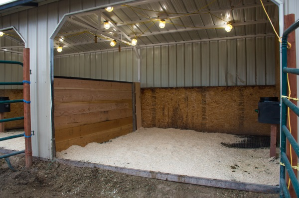 Barn Improvements