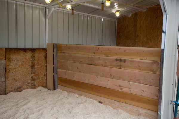 Barn Improvements