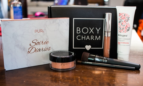 my first ever boxy charm box budget equestrian