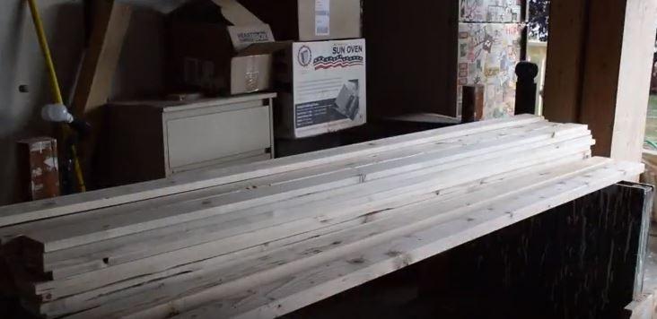 building a coop