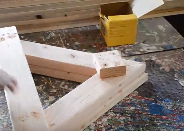 building a coop for a horse jump