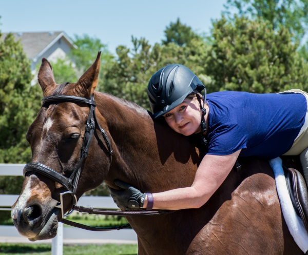 what my riding lessons have taught me