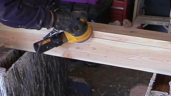 how to make tall flower boxes for horse jumps