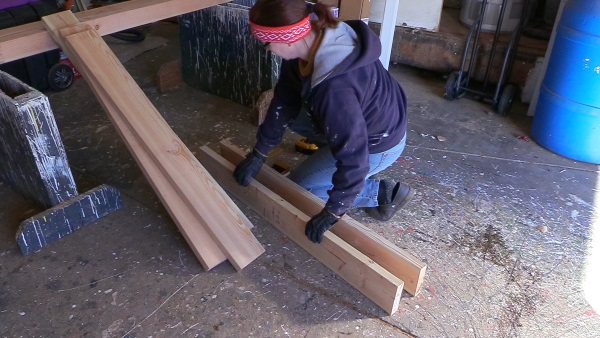 building tall flower boxes