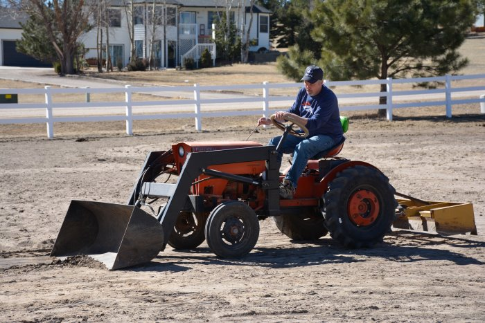 Building A Riding Arena On A Budget