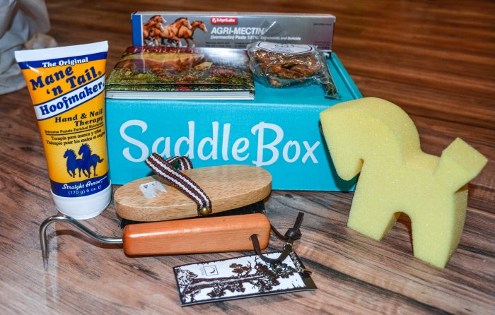 Saddle Box Subscription Box Review