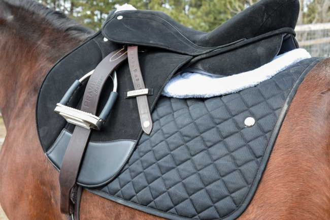Millbrook stirrup leather review