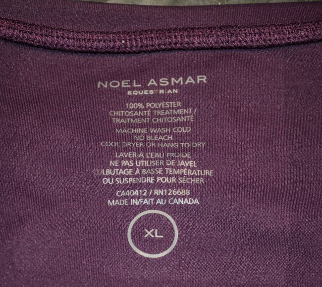 Noel Asmar Long Sleeve Tee Shirt