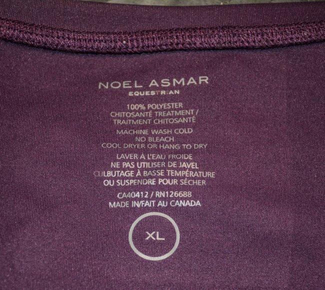 Noel Asmar Long Sleeve Tee Shirt