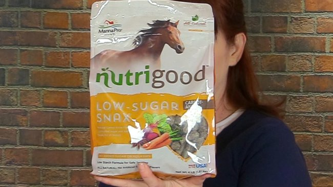 Low Sugar Horse Treats