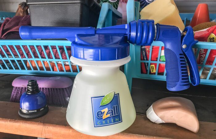 eZall Bathing Kit