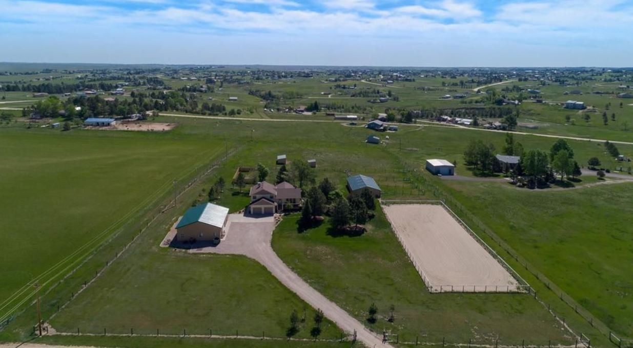 a horse property for sale