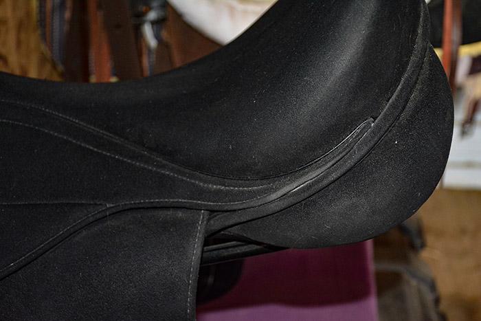 synthetic saddles vs. leather saddles