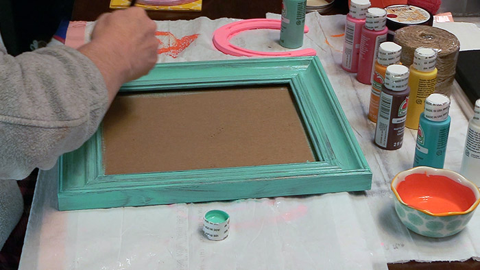 How To Frame A Horse Shoe
