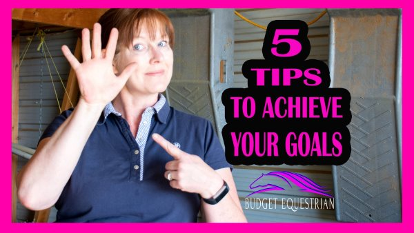 5 Tips For Reaching Your Goals