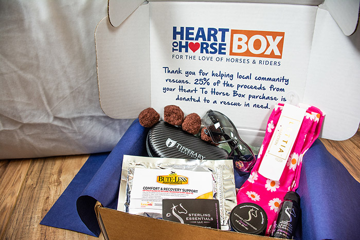 August Heart To Horse Unboxing
