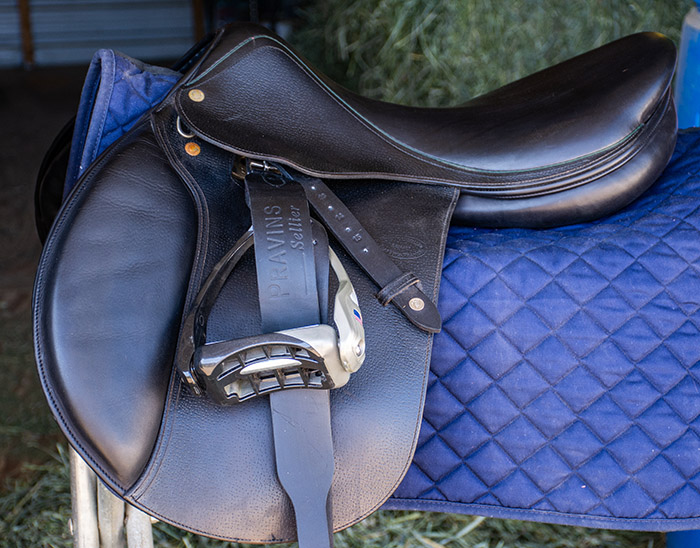 Leather vs. Synthetic Saddles