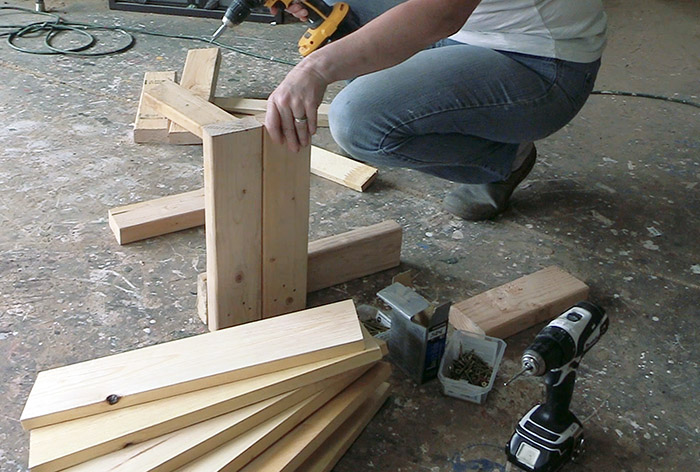 How To Diy A Mounting Block Budget Equestrian