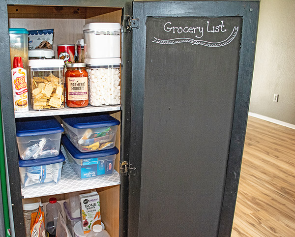 Organizing A Small Kitchen To Save Time And Money - Budget ...