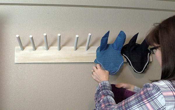 How To Make An Ear Bonnet Hanger