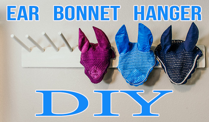 How To Make An Ear Bonnet Hanger