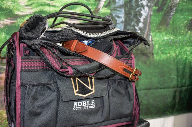 The Ultimate Grooming Tote For Equestrians