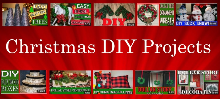 12 Days of Christmas DIY Projects