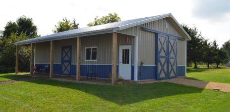 the barn building saga continues