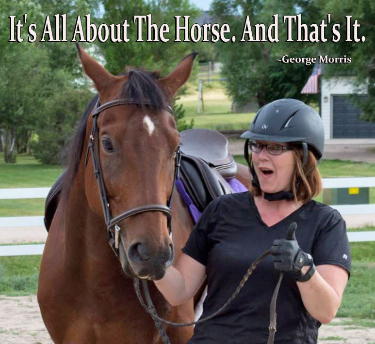 Quotes Any Equestrian Can Relate Too a woman and her horse