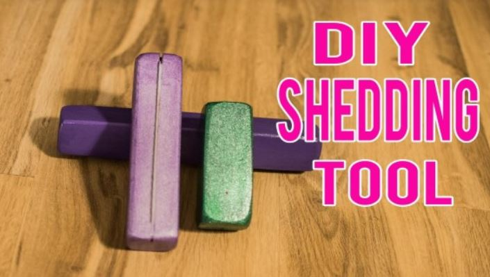 diy horse shedding tool
