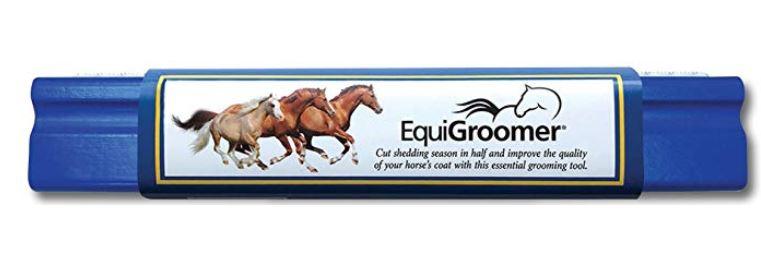 equigroomer horse shedding tool