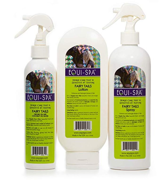 equi-spa horse care products