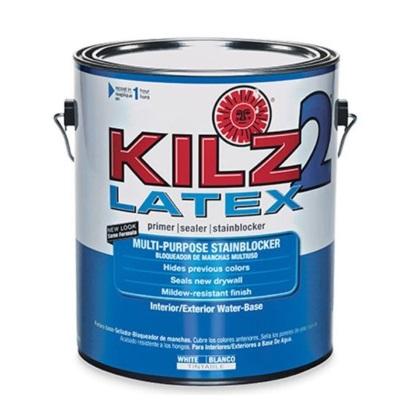 Kilz2 primer container close up