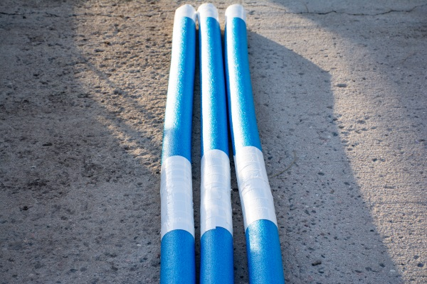 pool noodles for crafts for horses