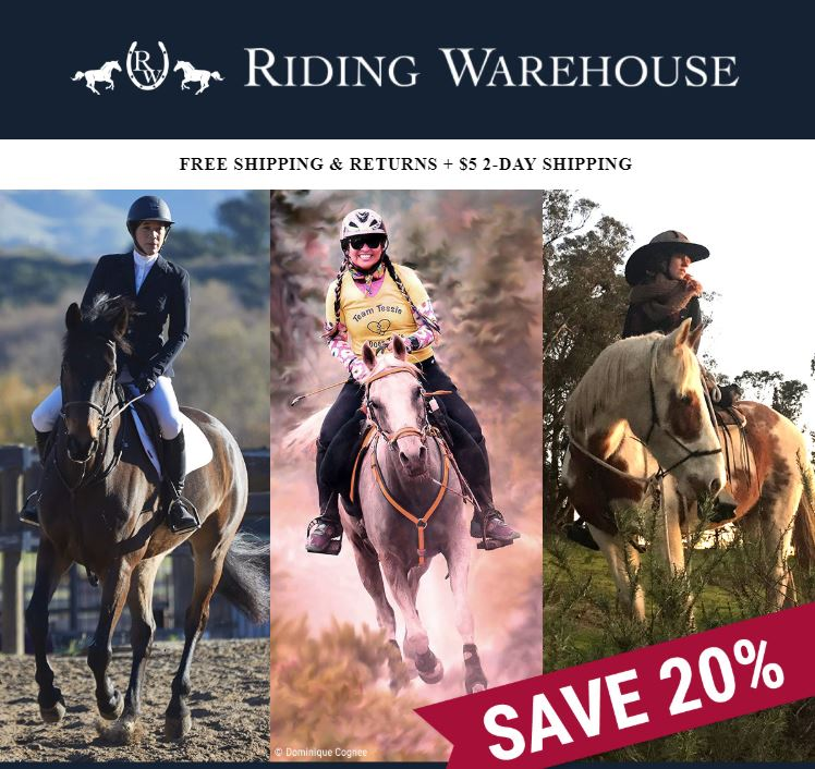 riding warehouse front page
