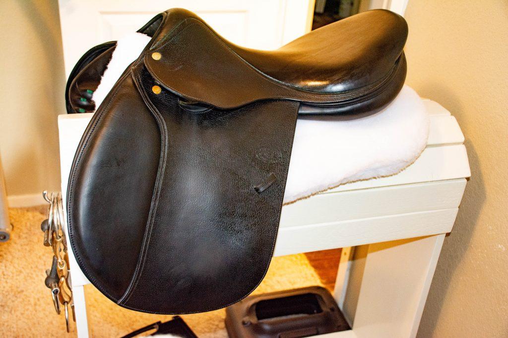 Devoucoux saddle for sale
