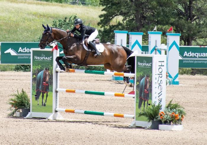 horseware Ireland jump