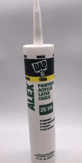 painters caulk
